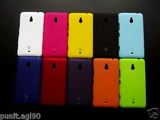 Premium Imported Hard Back Shell Cover Case Matte For Nokia Lumia 1320