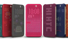 NEW HTC DOT VIEW CASE/COVER FOR NEW HTC ONE M9 - GENUINE OFFICIAL