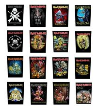 IRON MAIDEN - OFFICIAL VARIOUS GIANT SEW-ON BACKPATCH patch patches