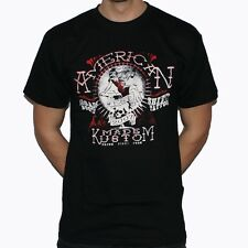 "American Made Kustoms """"SHITTY TATTOOS"", T-Shirt, black Hardcore Agnostic Front"