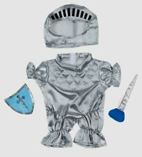 TEDDY BEAR Costume GALLANT KNIGHT CLOTHES Fit 14