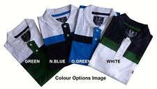 Men's Multi Coloured Polo T-Shirts