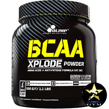 Olimp BCAA Xplode Branched Chain Amino Acids L-Glutamine