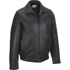 Wilsons Leather Mens Big & Tall Lamb Bomber Jacket