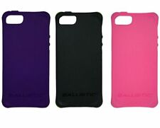Ballistic Smooth LS Case for Apple iPhone 5, 5S with Changeable Bumper Tips