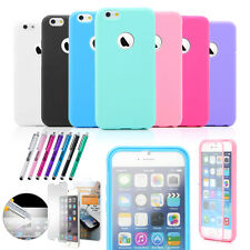 Shockproof Rugged Hybrid Rubber Hard Cover Protective Case For iPhone 6/ 6S 4.7""