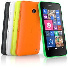 Original Battery Housing Back Door Panel Shell Case Cover Nokia Lumia 635 630