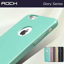 For Apple iPhone 6 6S Plus Ultrathin Slim Metallic Painting TPU Case Matte Cover