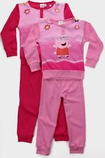 BNWT Pink/Cerise Peppa Pig PJs, Pyjamas Boxed Sizes, Age 2,3,4,5,6 years