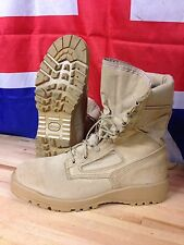 NEW Genuine US Army Belleville 340 DES (Desert) Boots NEW & BOXED Various Sizes