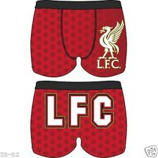 Liverpool Official Boys Football Cotton Boxer Shorts Boxers Trunks Underwear