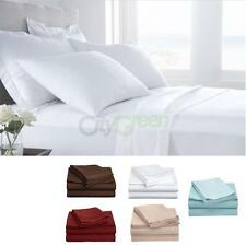 1800 THREAD COUNT LUXURIOUS EGYPTIAN QUALITY 4Pc SHEET SET