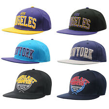 Snapback Kappe Cap Mütze LA Lakers New York Hip Hop Everlast No Fear NEU