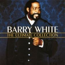 Barry White-The Ultimate Collection von Barry White (Musik) NEU