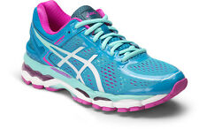 Asics Gel Kayano 22 Womens Running Shoe (B) (4001) | SAVE $$$