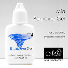 15ml Mia Gel Remover for Eyelash Extension Glue Adhesive Safe Medical Grade