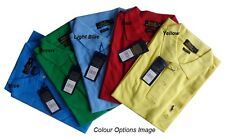 Custom Fit Polo T-Shirts