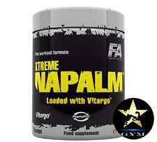 Fitness Authority FA Xtreme Napalm with Vitargo pre-workout -ALL FLAVOURS-