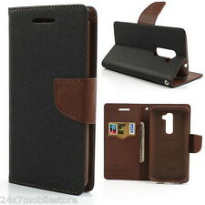 Mercury Diary Wallet Flip Cover Case With Stand For Samsung Galaxy E5 SM-E500