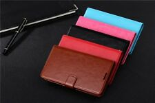 Premium Wallet Leather Flip Cover Case For Samsung Galaxy Note 2 N7100