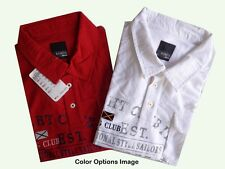 Solid Colour Polo T-Shirts