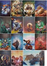 Fighting Fantasy A3 ***NEW LAMINATED!!*** Poster Art