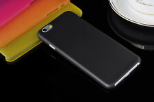Ultra Thin TPU Semi-Hard Transparent Back Cover Case For Apple iPhone 6