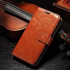 Premium Wallet Leather Flip Cover Case For Nokia Lumia 535