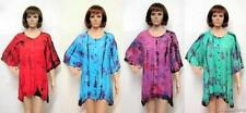 grande taille TIE AND DYE boho chic NOMAD TUNIQUE HAUT 16 18 20 22 24 26 28 30