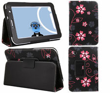 Stand Multi Functional PU Leather Wallet Case for Samsung Galaxy Tab 2 7.0 P3100