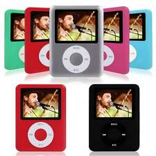 "1,8"" LCD schermo Video giochi Radio FM 8GB Lettori MP3 MP4 Player film nuovo"