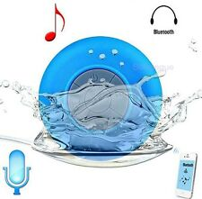 MINI ALTAVOZ SUBWOOFER BLUETOOTH INALAMBRICO Waterproof Speaker IOS & Android