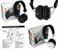 Nia Micro SD Card Bluetooth Headphones For Iphone/FM Radio/MP3 Player With Mic
