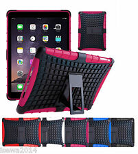 Heavy Duty ShockProof & Stand Hard Case Cover For Apple IPad Pro/IPad Mini 4/Air