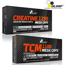 CREATINE MONOHYDRATE + CREATINE MALATE Muscle Growth Anabolic Dietary Supplement