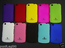 Premium Imported Hard Back Shell Cover Case Matte For BlackBerry Curve 9220 C&M