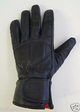Leather Gloves - Motorcycle Gloves - Summer Gloves