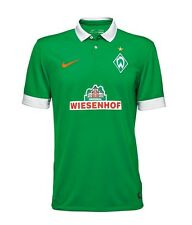Brand New Genuine Nike Werder Bremen 2014/15 Home Shirt  Junior Large 12-13