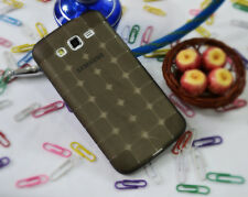 mStick Cube Series Soft Silicone TPU Back Cover for Samsung Galaxy Grand - i9082
