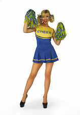 DONNE Classified Cheerleader INTERA ABITO COSTUME CARINO Costume