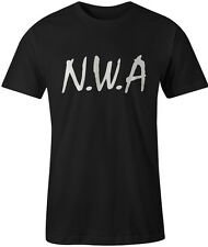 N.W.A Mens T Shirt Straight Outta Compton Hip Hop Dr Dre Ice Cube Unofficial