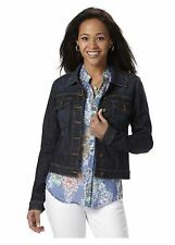 KUT from the Kloth Misses' Amelia Denim Jacket