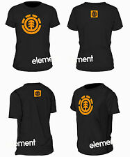 camiseta tshirt ELEMENT SKATE URBAN STREET NARANJA ORANGE TALLA S M L XL XXL