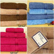 NJK Egyptian Combed Cotton 600gsm Hand Bath Towel Large Sheet, Soft & Durable