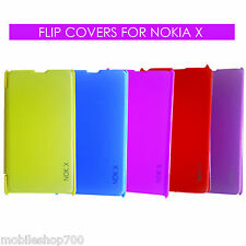 Export Quality Flip Cover For NokiaX/Nokia X/Flip Cover Case For Nokia X RM-980