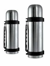 STAINLESS STEEL 1.0L / 1.8L VACUUM THERMOS FLASK INSULATED THERMOS FLASK