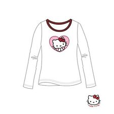 Tee shirt manches longues Hello Kitty