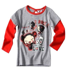 T-shirt manches longues Pucca