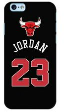 Custodia Cover Case NBA basket Michael Jordan Chicago Bulls 23 Iphone 4 5 6 6+