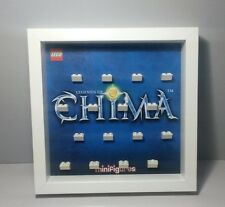 Cornice Vetrina Display Case Lego Minifigures Chima